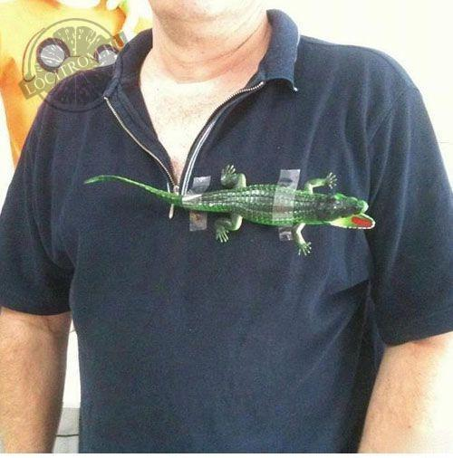 Made in Lacoste