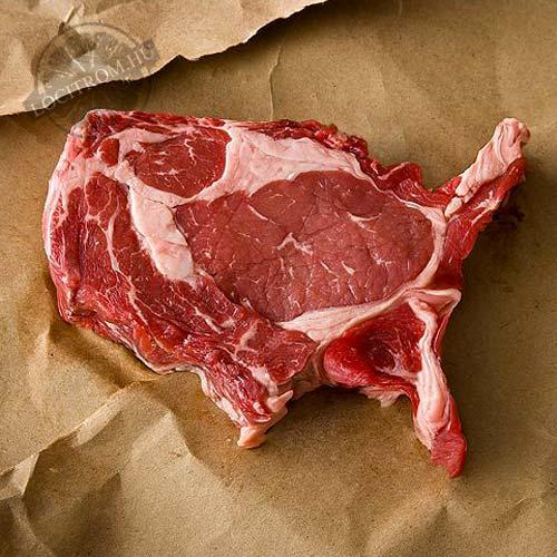 USA steak
