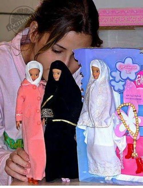Arab Barbie