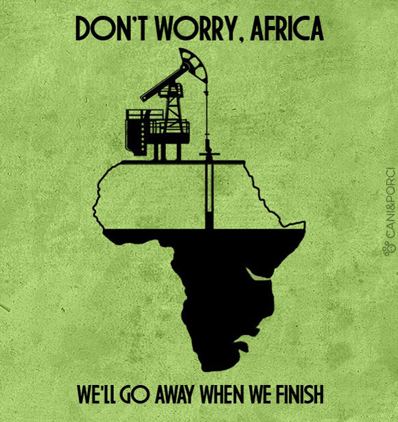 Ne aggdj Afrika...