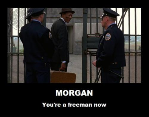 Morgan, you