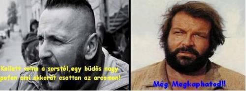 Majka vs. Bud Spencer
