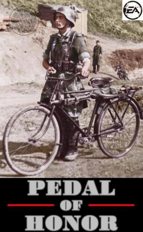 Pedal of Honor