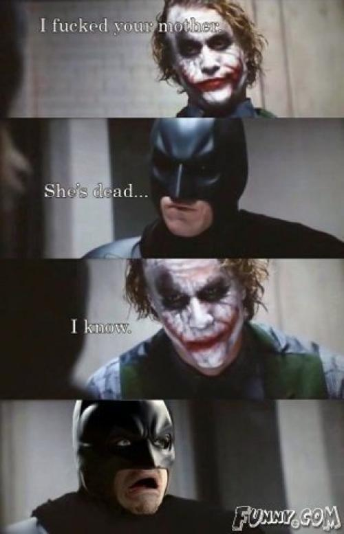 Batman vs. Joker 1.0