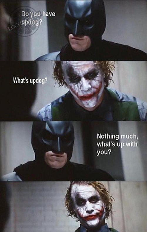 Batman vs. Joker 2.0