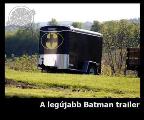 Leg�jabb Batman trailer