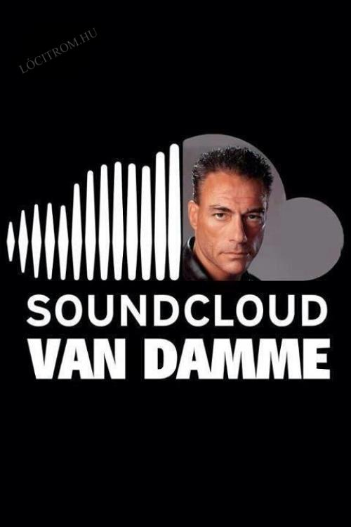 Soundcloud Van Damme