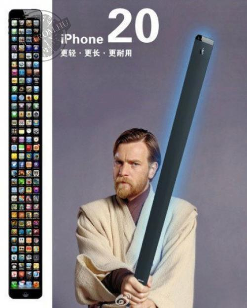 iPhone evolúció