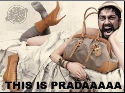 This is Prada!!!