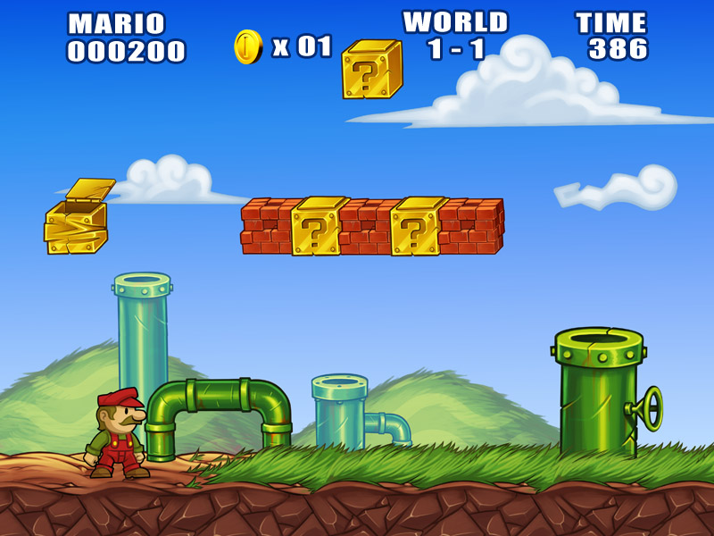 Super Mario Remake